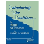 Introducing the Positions Violin Vol. 2