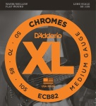 DADDARIO ECB82 Bass String Set Chromes 50-105 Long