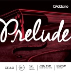 J101012M Prelude Medium 1/2 Cello Strings