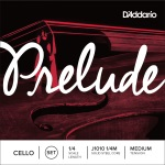 J101014M Prelude Medium 1/4 Cello Strings