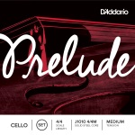 J101044M Prelude Medium 4/4 Cello Strings