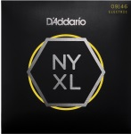 DADDARIO NYXL0946 Electric Guitar String Super Light Top / Reg Bottom