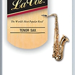 LAVOZ LTSRMH Medium Hard Tenor Sax Reeds