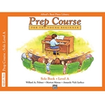 Alfred's Basic Piano Library Prep Course Solo Book A
