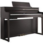 ROLAND HP704DRC HP704 Supernatural Digital Piano (Dark Rosewood)