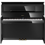 ROLAND LX708PEC PureAcoustic Modeling Piano with Bench (Polished Ebony)