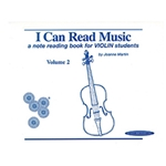 I Can Read Music, Volume 2 [Violin]