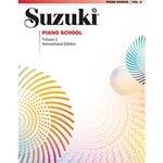 Suzuki Piano School International Edition Volume 2