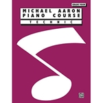 Michael Aaron Piano Course Technic Grade 4