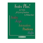 SCALES PLUS for Violin