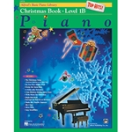 Alfred's Basic Piano Library Top Hits Christmas Book 1B