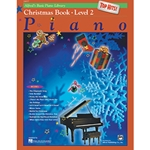 Alfred's Basic Piano Library Top Hits Christmas Book 2