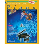 Alfred's Basic Piano Library Top Hits Christmas Book 3