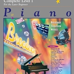 Alfred's Basic Piano Library Top Hits Solo Book Complete 1 (1A/1B)