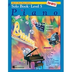 Alfred's Basic Piano Library Top Hits Solo Book 5
