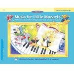 Music for Little Mozarts Music Recital Book 3