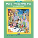 Music for Little Mozarts Halloween Fun Book 2