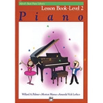 Alfred's Basic Piano Library Lesson Book 2