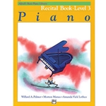 Alfred's Basic Piano Library Recital Book 3