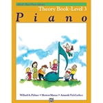 Alfreds Basic Piano Library Theory Book 3