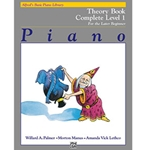 Alfred's Basic Piano Library Complete Theory Book 1 (1A/1B)
