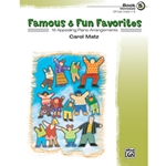 Famous and Fun Favorites Book 5