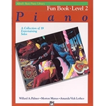 Alfred's Basic Piano Library Fun Book 2