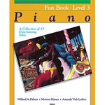 Alfred's Basic Piano Library Fun Book 3