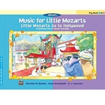 Little Mozarts Go to Hollywood Pop Book 3 and 4