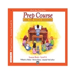 Alfred's Basic Piano Library Prep Course Lesson Book A