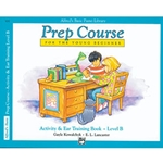 Alfred's Basic Piano Library Prep Course Activity Book B