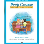 Alfred's Basic Piano Library Prep Course Theory Book B