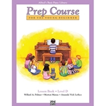 Alfred's Basic Piano Prep Course Lesson Book D