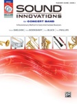 Sound Innovations Alto Sax Book 2