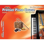 Alfred Premier Piano Course Jazz, Rags & Blues Book 1A