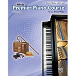 Alfred Premier Piano Course Jazz, Rags & Blues Book 3