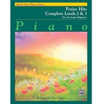 Alfred's Basic Piano Library Praise Hits Complete Book 2 & 3