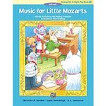 Music for Little Mozarts Notespeller & Sight-Play Book 3
