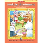 Music for Little Mozarts Notespeller & Sight-Play Book 1