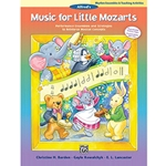 Music for Little Mozarts Rhythm Ensembles & Teaching Activities