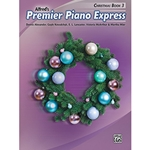 Alfred Premier Piano Express Christmas Book 3