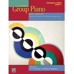 Alfred's Group Piano for Adults Ensemble Music Book 1