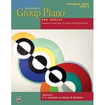 Alfred's Group Piano for Adults Ensemble Music Book 2