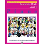 Alfred's Basic Piano Library Repertoire Book 4