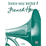 Breeze Easy French Horn Book 1