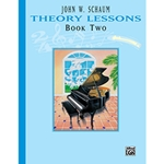 John W. Schaum Theory Lessons Book 2