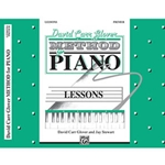 David Carr Glover Method for Piano Lessons Primer