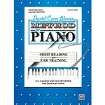 David Carr Glover Method for Piano Sight Reading and Ear Training Level 1