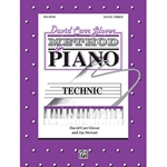 David Carr Glover Method for Piano Technic Level 3
