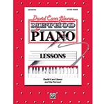 David Carr Glover Method for Piano Lessons Level 4